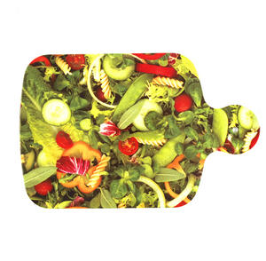 Green Salad - 34cm Melamine Chopping Board Thumbnail 1