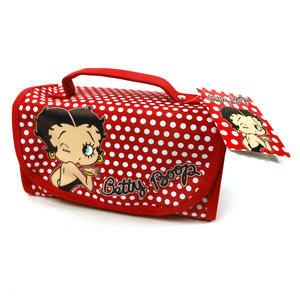 Betty Boop Polkadot Cosmetic Wrap Case Thumbnail 7