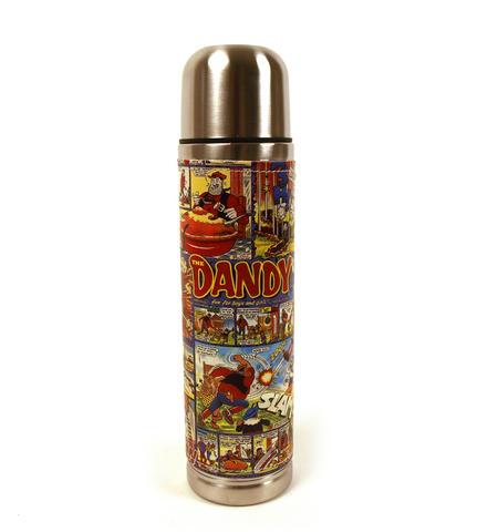The Dandy Stainless Steel Vacuum Flask