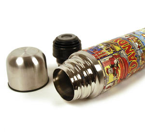 The Dandy Stainless Steel Vacuum Flask Thumbnail 2