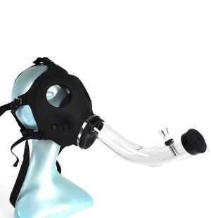 Gas Mask Bong Thumbnail 1