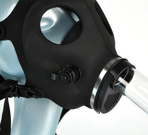 Gas Mask Bong Thumbnail 2