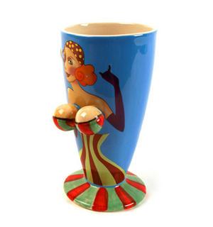 Beautiful Boobs Babe 3D Mug Gypsy Girl Thumbnail 3