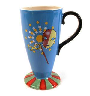 Beautiful Boobs Babe 3D Mug Gypsy Girl Thumbnail 4