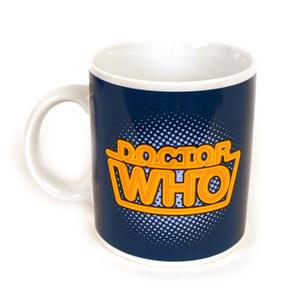 Dr. Who Jon Pertwee Mug Thumbnail 2