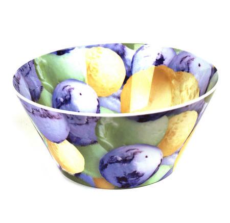 Ice Cream - Blue Mint - 15cm Diameter Melamine Bowl