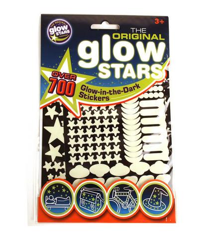 700 Glow Stars