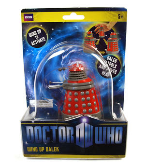 Doctor Who - Wind Up Dalek Preview