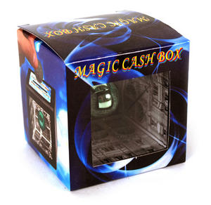 Hidden Cash - Optical Illusion Money Box Thumbnail 2
