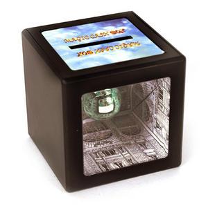 Hidden Cash - Optical Illusion Money Box Thumbnail 3