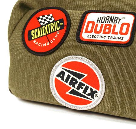 Airfix, Scalextric & Hornby Washbag