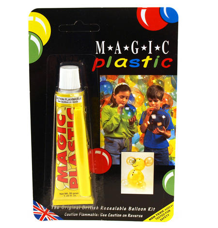 Magic Plastic Balloon Kit