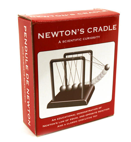 Classic Mini Newton's Cradle