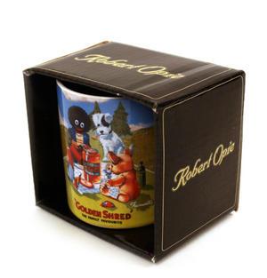 Golden Shred Marmalade Espresso Mug Thumbnail 3
