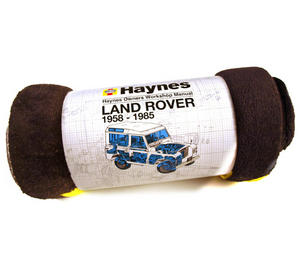 Land Rover Fleece Blanket Preview