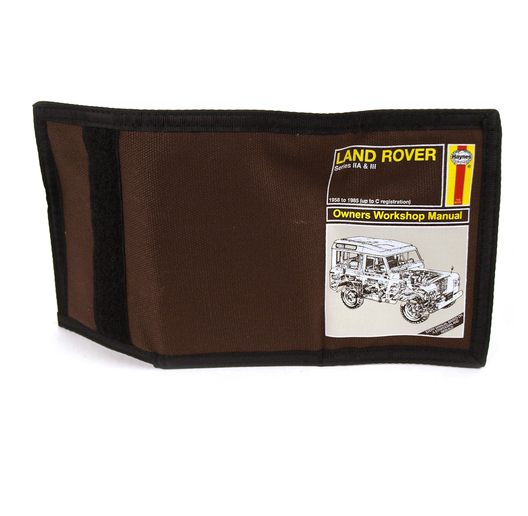 Who Owns Land Rover >> Land Rover Brown Ripper Style Wallet | Pink Cat Shop