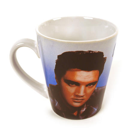 Elvis Presley Icon Mug