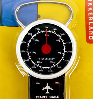 Travel Scale - Airport Baggage Checker Thumbnail 2