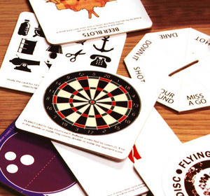 Bar Games Beer Mats Thumbnail 1