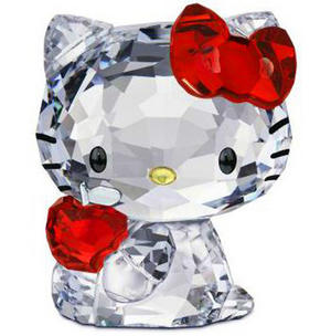 Hello Kitty by Swarovski Preview