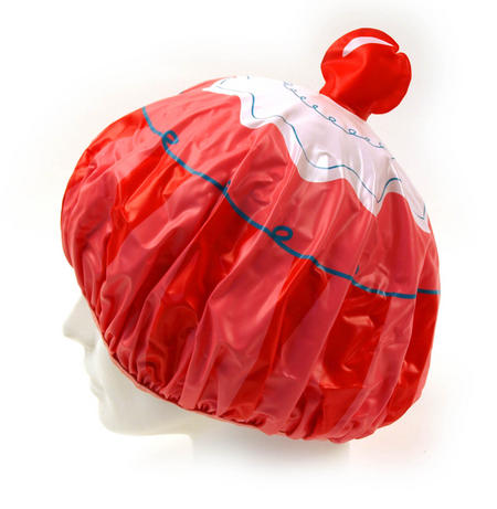 Cupcake Shower Cap / Swim Cap