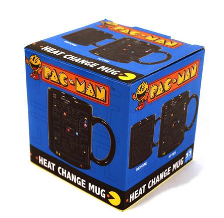 Pacman Heat Change Mug