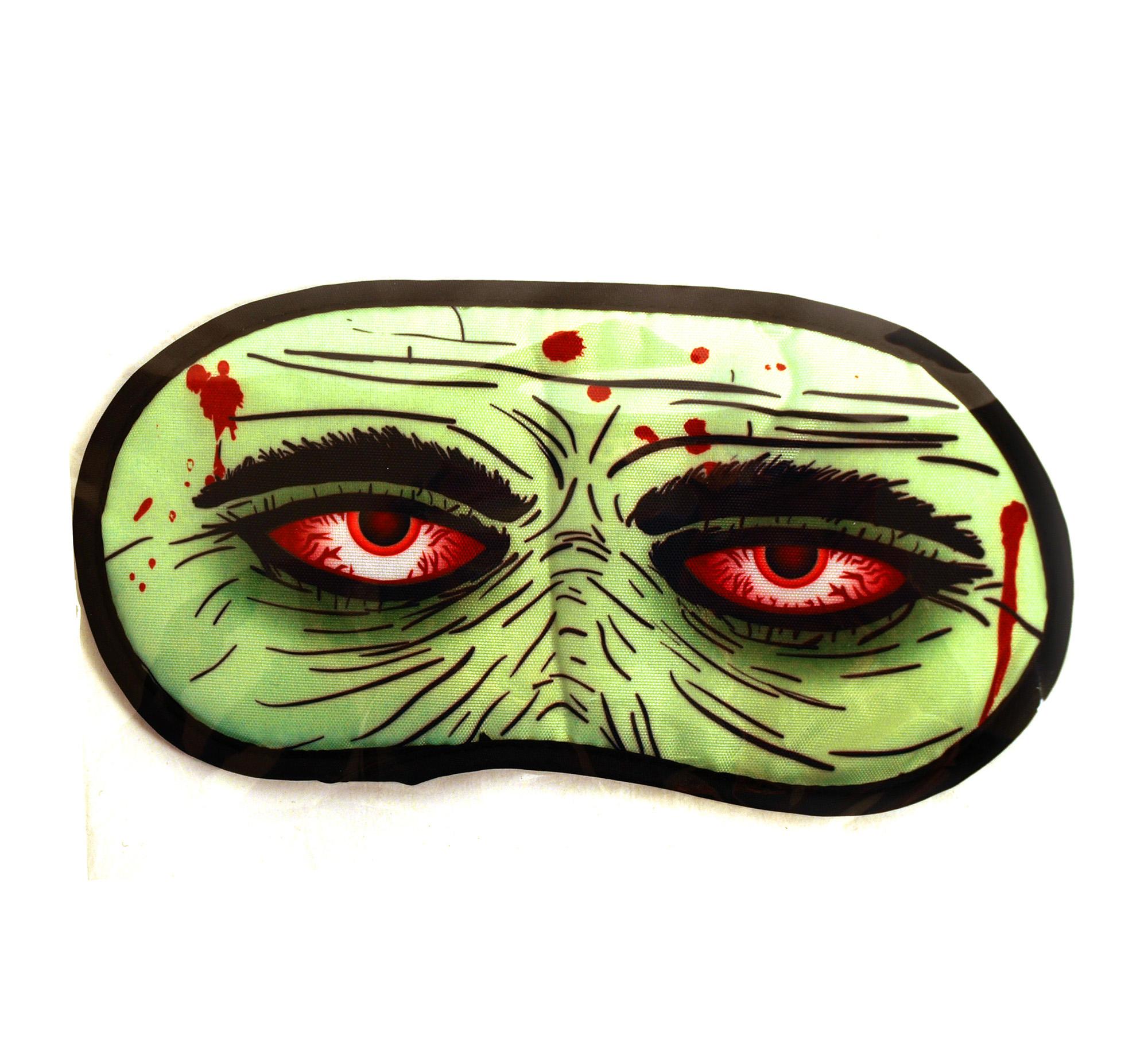 Zombie Eye Mask Zombie Eye Mask Thumbnail 1