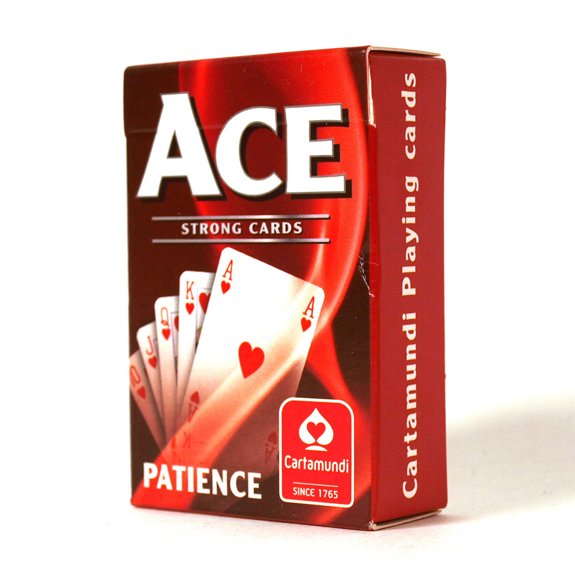 Patience Karten Mini