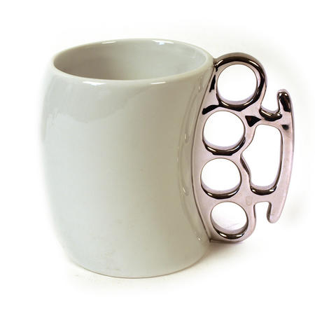 Fisticup - The Knuckleduster Mug
