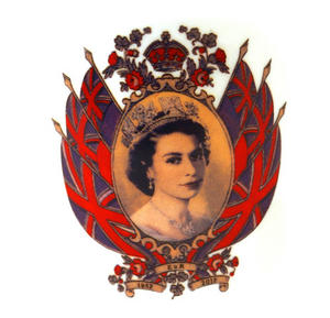 Queen Elizabeth Mug Thumbnail 2