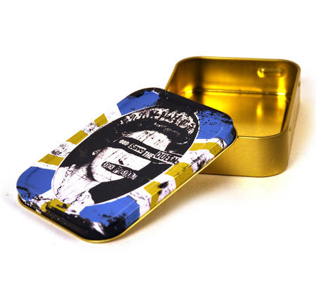 Sex Pistols God Save The Queen - Stash Tin