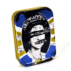 Sex Pistols God Save The Queen - Stash Tin Thumbnail 2