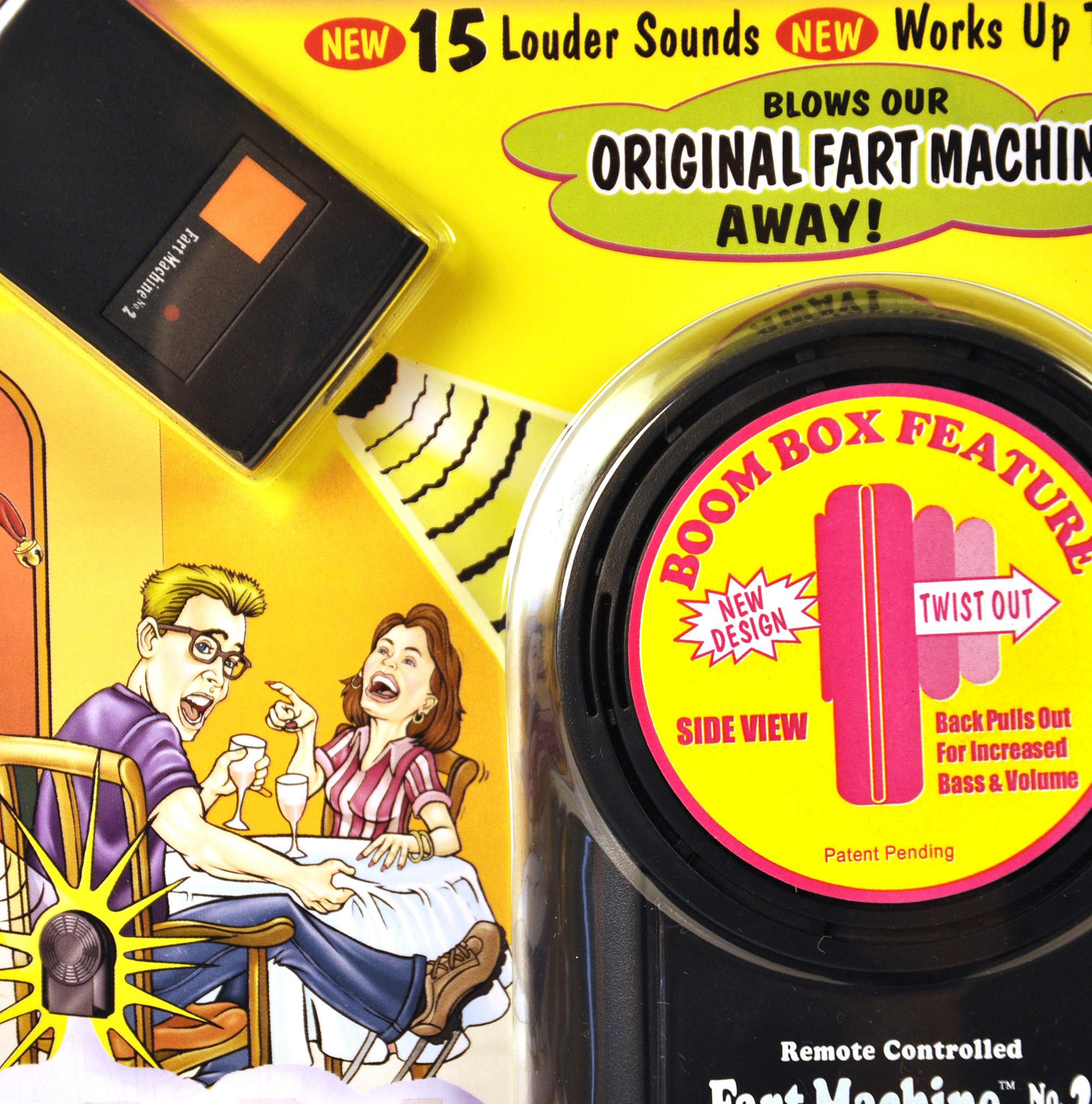 loud sound machine