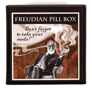 Sigmund Freud Pill Box Thumbnail 3