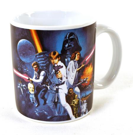 Star Wars New Hope Mug