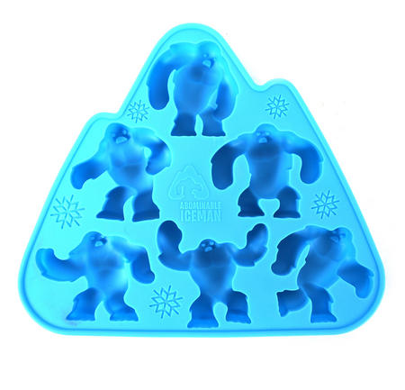 Abominable Iceman Ice Cube Tray By Fred
