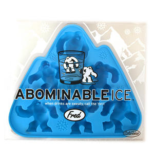 Abominable Iceman Ice Cube Tray By Fred Thumbnail 2