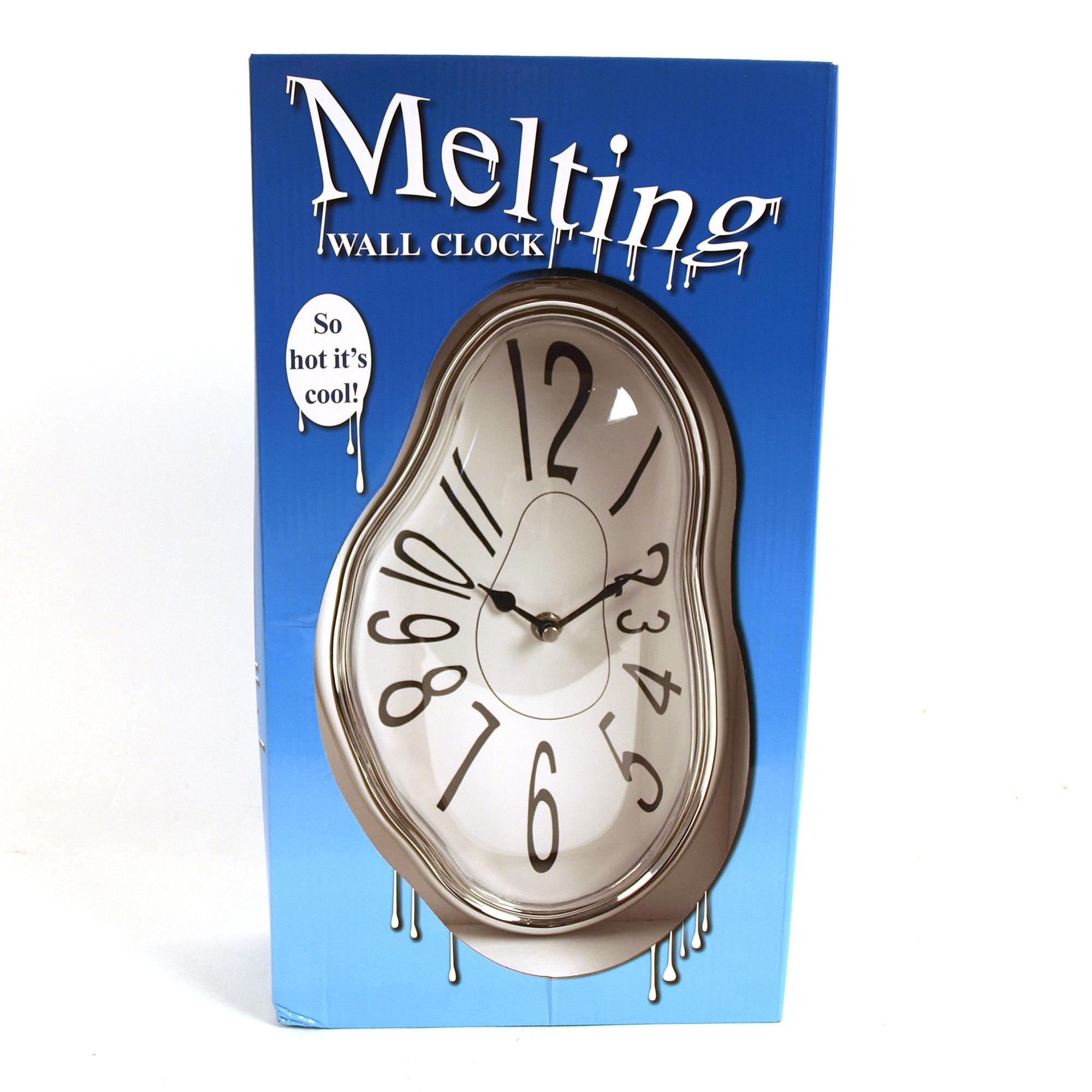 Dali Melting Wall Clock Ebay