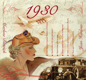 1930 The Classic Years 20 Track Cd Greetings Card