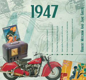 1947 The Classic Years 20 Track Cd Greetings Card