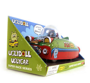 Ugly Doll Ugly Car - Tin Toys - Random Colours Thumbnail 4