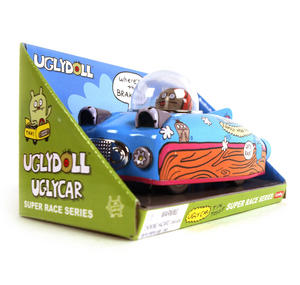 Ugly Doll Ugly Car - Tin Toys - Random Colours Thumbnail 6