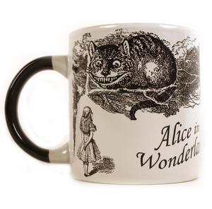 Disappearing Cheshire Cat Mug - Alice In Wonderland Heat Change Mug Thumbnail 1