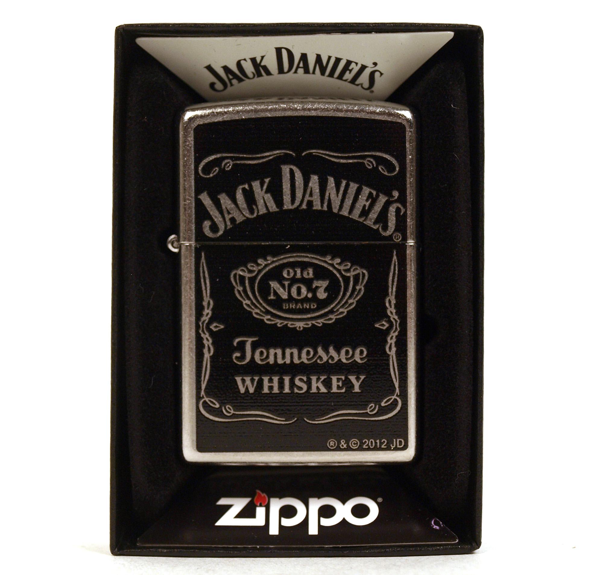 Black jack daniels zippo - Ray poker
