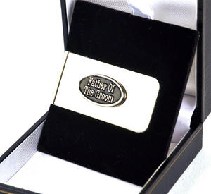 Father Of The Groom Money Clip Thumbnail 1