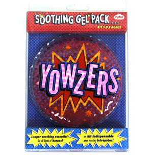 Yowzers Gel Pack - Bruise Soother