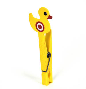 Duck Clothes Peg Thumbnail 1