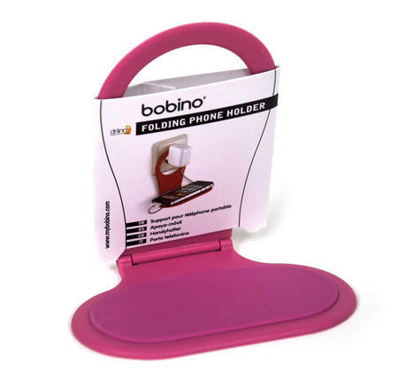 Bobini Mobile Phone Charge Holder - Fuscia
