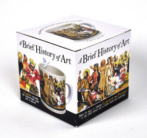 Brief History Of Art Mug Thumbnail 2