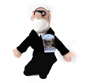 Sigmund Freud Soft Toy - Little Thinkers Doll Thumbnail 2